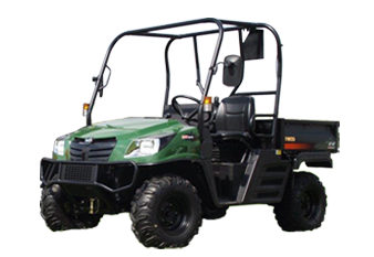 Utility vehicle parts, repairs and hire