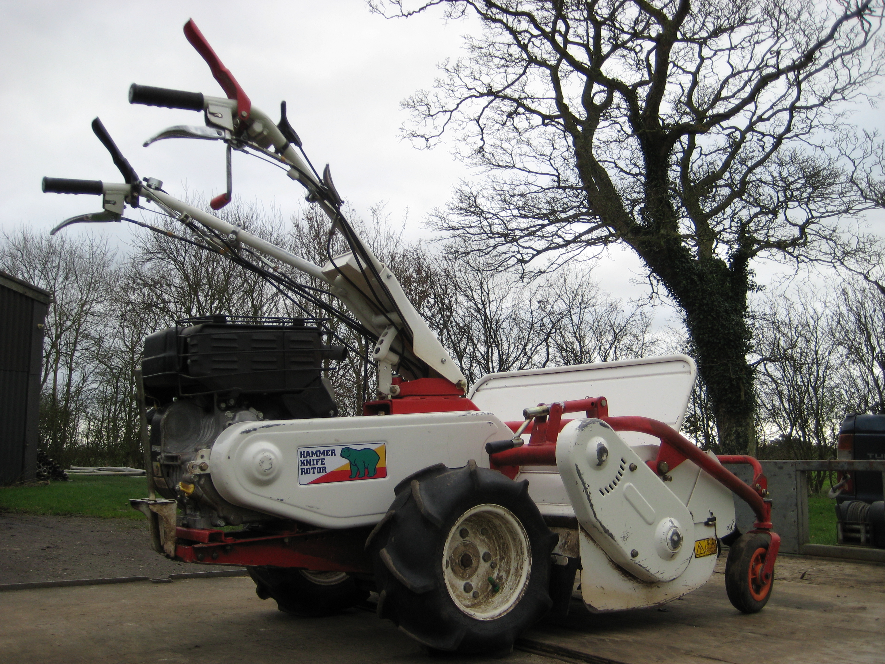 Hire | GB Farm Services